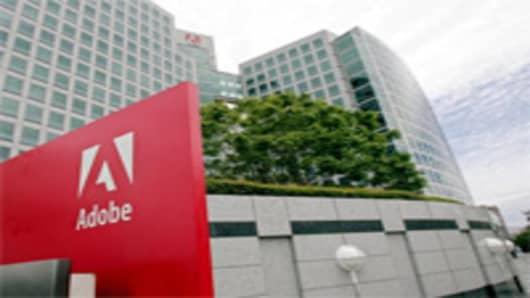 Adobe's headquarters in San Jose, California.