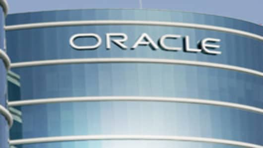 Oracle's headquarters in Redwood City, California.