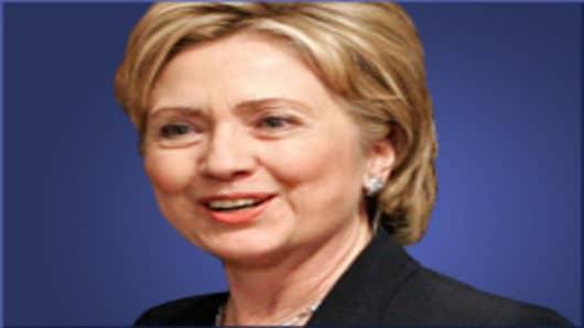 Secretary of State Hillary Clinton
