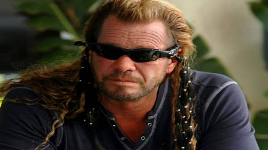"Duane ""Dog"" Chapman, star of the reality series ""Dog, the Bounty Hunter."""