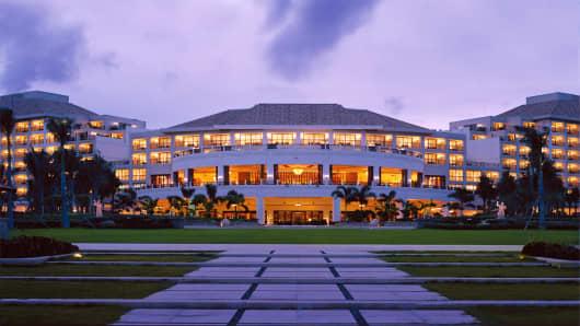 Sanya Marriott Resort Exterior.jpg
