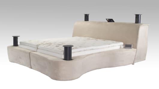 Leggett & Platt's Starry Night bed.