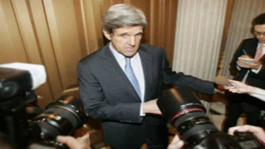 John Kerry, United States Senator from Massachusetts