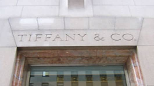The Tiffany & Co. store in New York City.