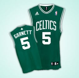 huge selection of 61509 190c0 Kevin Garnett Tops NBA Jersey Sales