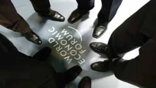 World Economic Forum in Davos, Switzerland
