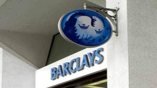 BRITAIN BARCLAYS ABN AMRO