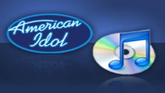 Apple & American Idol