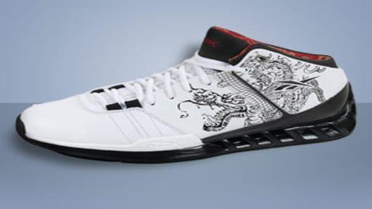 yao ming reebok shoes