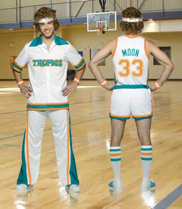 will ferrells semi pro just one little mistake on sports gear - Semi Pro Halloween Costume