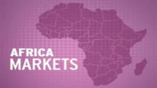 Africa with markets