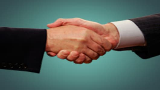 Deal, Handshake