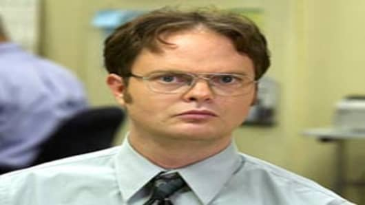 Office Dwight Shrute
