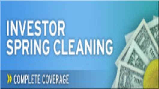 Investor Spring Cleaning