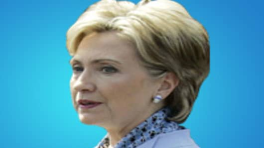 Secretary of State Hillary Clinton