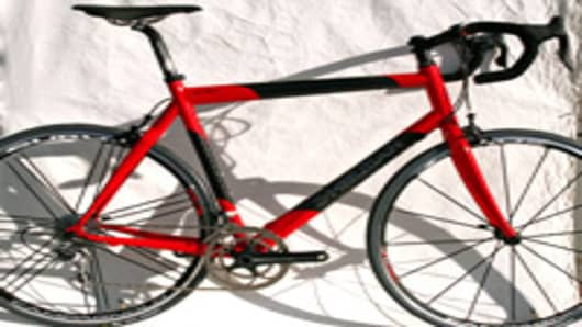 59cm carbon monocoque road bike