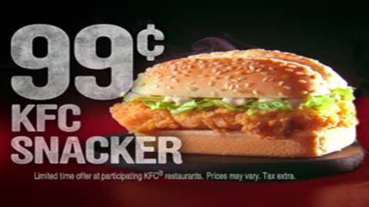 KFC Snacker