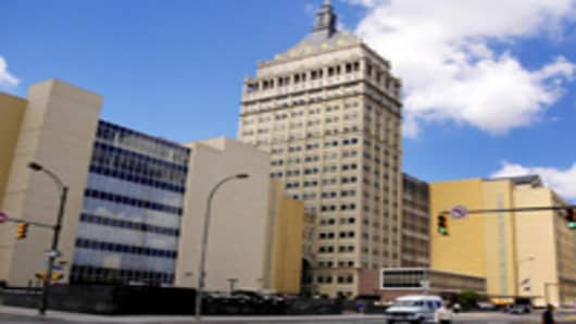 Eastman Kodak company headquarters.