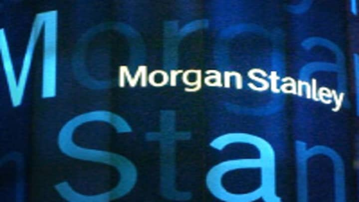 The Disappearing Sponsor: Morgan Stanley