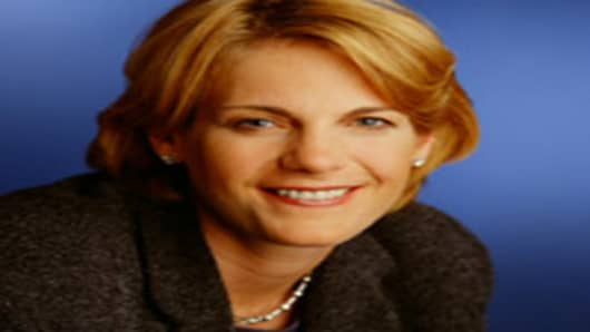 Sue Decker, Yahoo President
