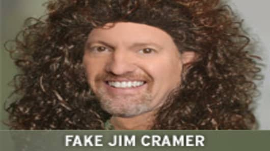 Fake Jim Cramer