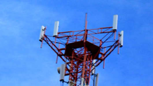 Cell phone tower, telcom, telecom