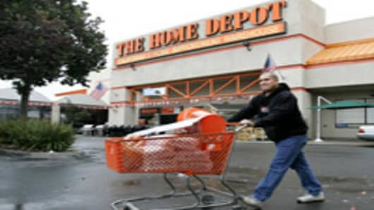 Home Depot Shopper