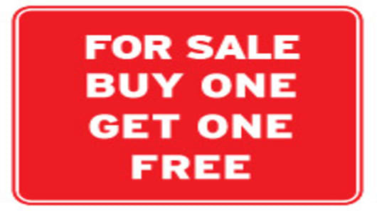 Buy One House, Get One Free
