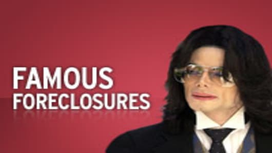 Celebrity Foreclosures