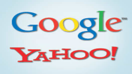Yahoo partners with Google