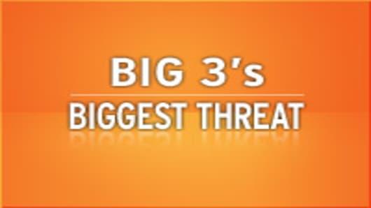 Big 3's Biggest Threat