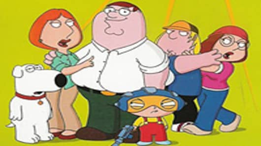 Family Guy - Season 3 cover art