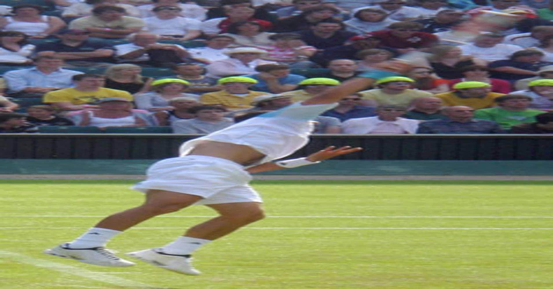 Novak Djokovic Switches Adidas For Nike At Wimbledon