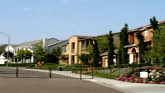 California Suburbs