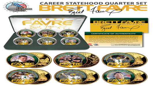 Favre Coin Set