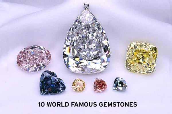 With commodity prices skyrocketing, one of the rarest commodities in the world marketplace is the precious gemstone.  We've gathered a collection of some of the most famous, rare and valuable gemstones in high demand from around the world.