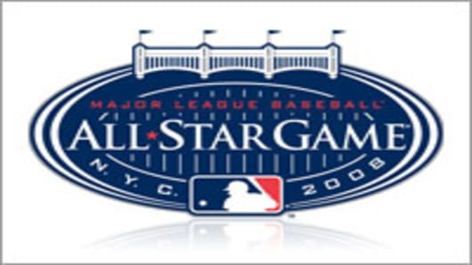 MLB 2008 Allstar Game Logo