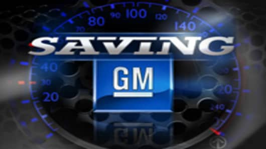 Saving General Motors