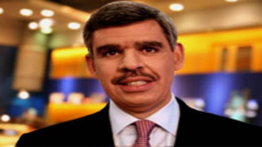 Mohamed El-Erian, co-chief executive officer of Pacific Investment Management Co.