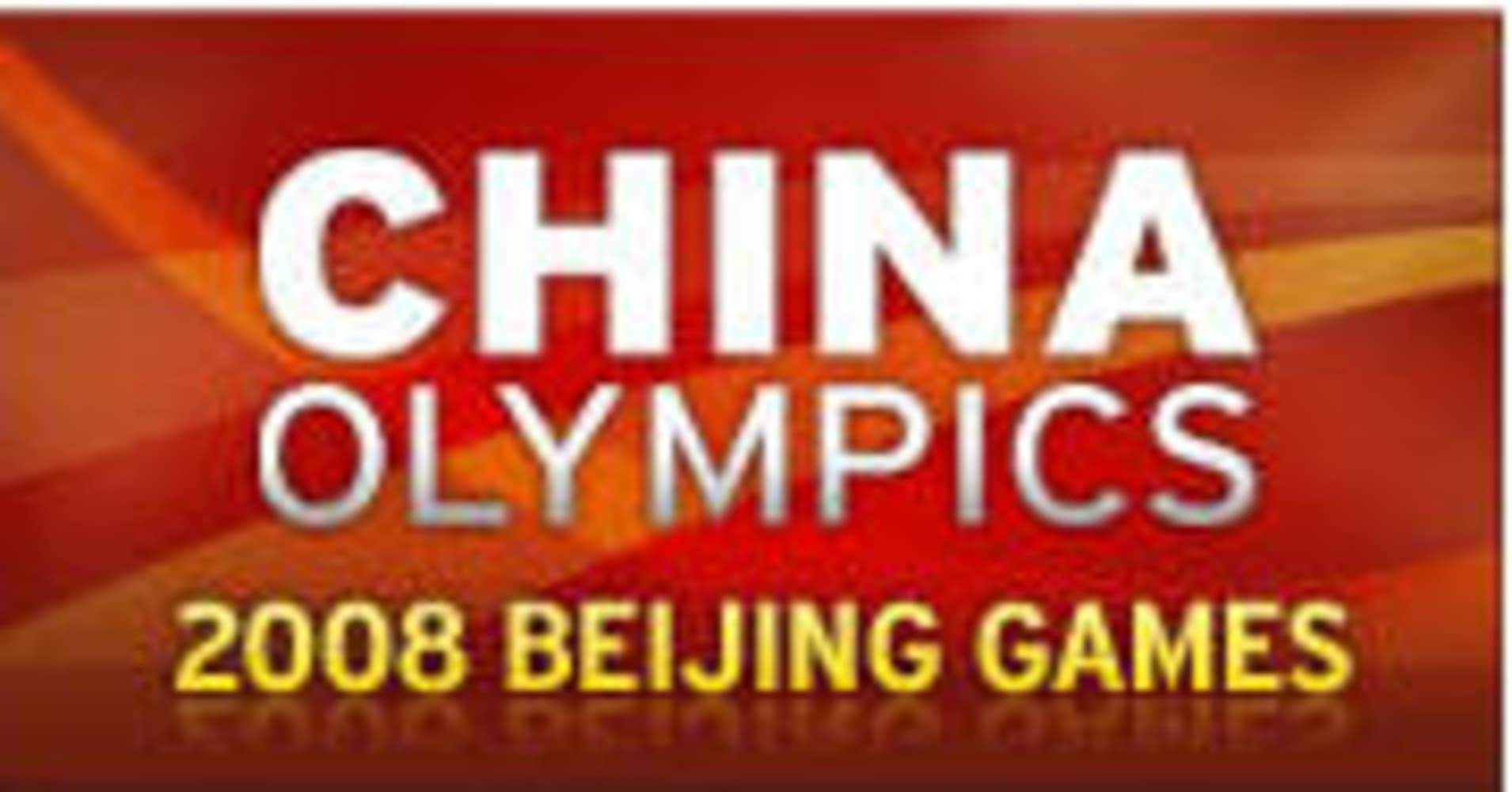 Beijing Olympics Payoff For Sponsors