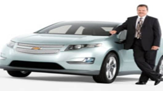 New Chevy Volt
