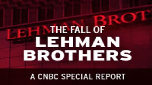 THE FALL OF LEHMAN BROTHERS - A CNBC SPECIAL REPORT
