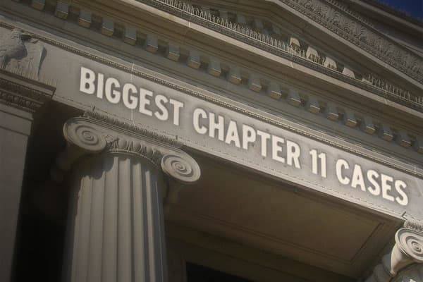 Lehman Brothers' chapter 11 bankruptcy protection filing is the largest in history, dwarfing all others. Take a look at the ten biggest corporate filings in US bankruptcy court, based on pre-bankruptcy assets. >