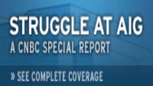 Struggle at AIG - A CNBC Special Report