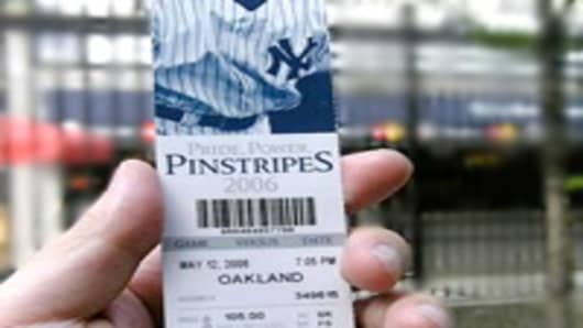 Yankee Tickets