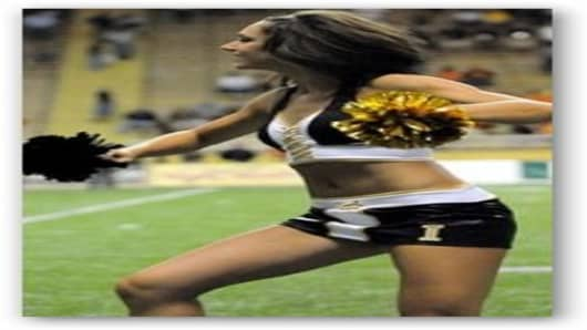 New Idaho Vandals Skimpy Uniform