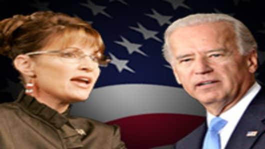 Sarah Palin & Joe Biden