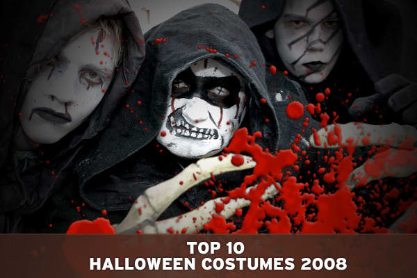 According to the National Retail Federation's 2008 Halloween Consumer Intentions and Actions survey, conducted by BIGresearch, total Halloween spending for 2008 is estimated to reach $5.77 billion. And it's not just for the tykes. An estimated 51.8 million adults plan to sport some sort of costume for the big night. Click ahead to see the ten most popular customes for adults and children this season(The poll of 8,167 consumers was conducted from September 2-9, 2008. The consumer poll has a margi