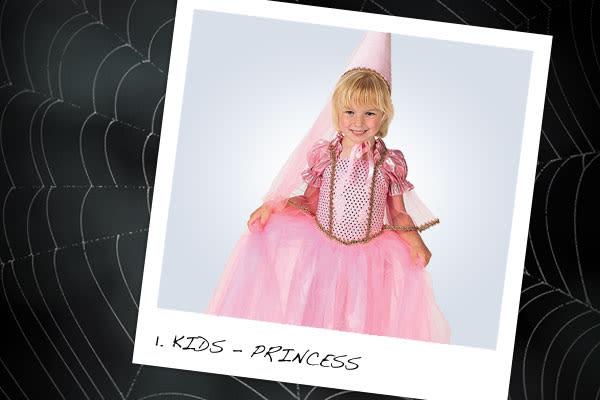 1. (Child) Princess