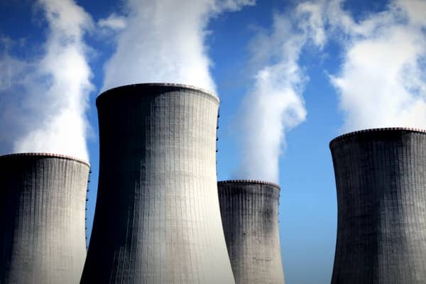 The U.S. currently receives 20% of its electricity from nuclear power. There are just over 100 nuclear plants in this country. The last new plant was built more than 30 years ago.